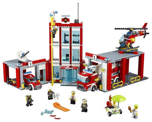lego city juguete bloques