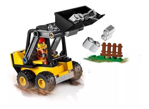 lego ® city - retrocargadora