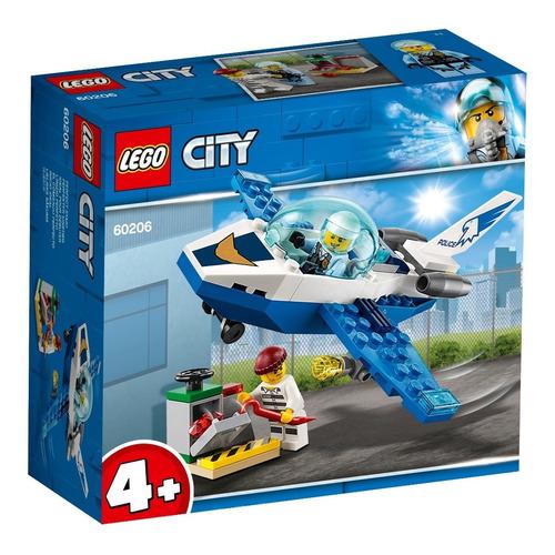 lego ® city - sky police jet patrol