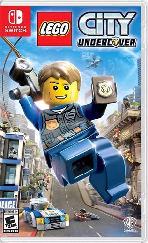 lego city undercover nintendo switch fisico envio gratis