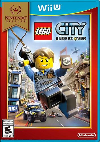 lego city undercover - nintendo wii u