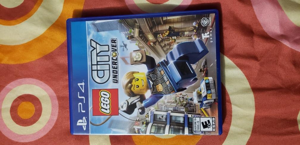 Lego City Undercover Para Ps4 Juego Play Station 400 00 En