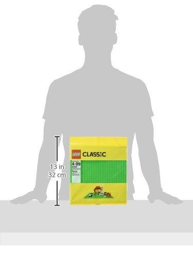 lego clásico verde baseplate suplemento