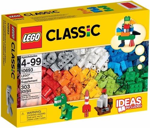 lego classic 10693 set de piezas creacion libre mundo manias