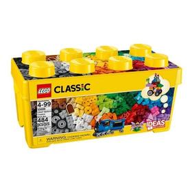 Lego Classic 10696 Caixa Média De Peças Criativas 484 Peças