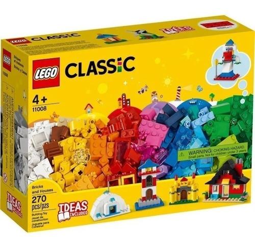 lego classic blocos e casas