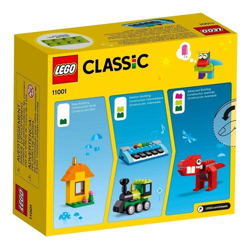 lego® classic - bricks & ideas (11001)