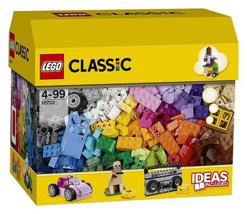 lego classic creative ladrillo10702 disponibilidad inmediata
