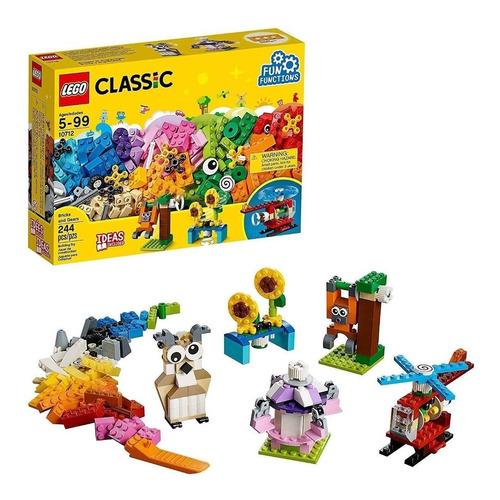 lego ® classic - ladrillos y engranajes