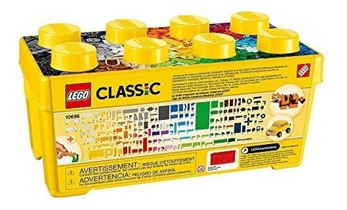 lego classic medium caja brick 10696