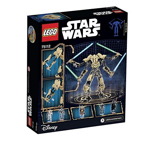 lego constraction general grevious- 75112