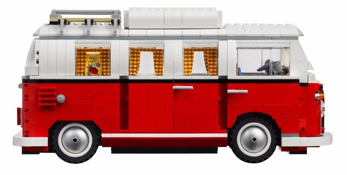 lego creador volkswagen camper van 5 en mercado libre. Black Bedroom Furniture Sets. Home Design Ideas
