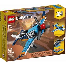 Lego Creator - Avião De Hélice 31099