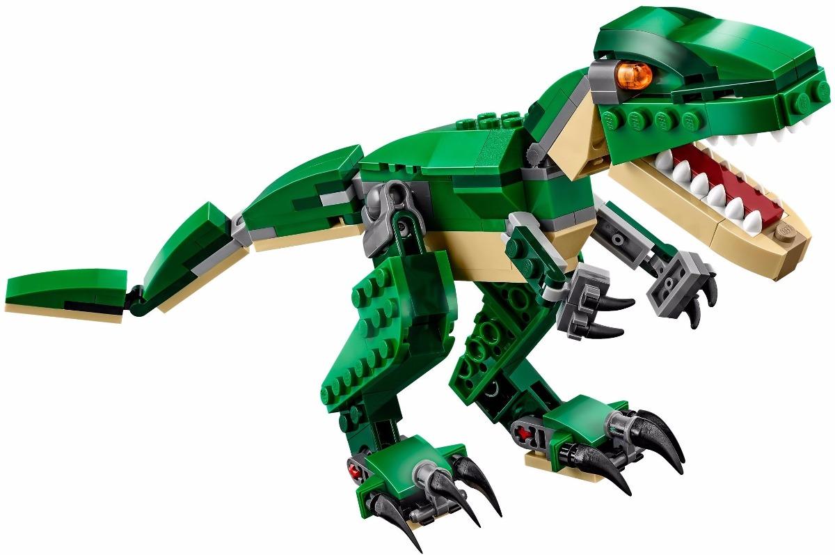 Pronta 31058 1 Dinossauros Em Creator Lego 3 Entrega ARjL54