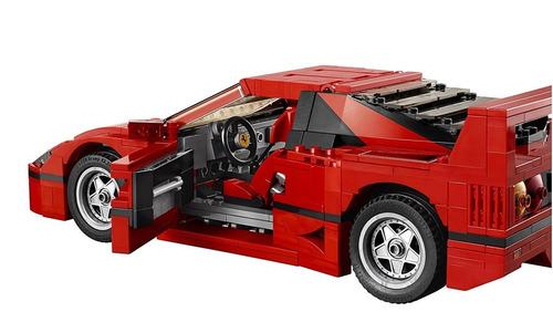 lego creator expert - ferrari f40 (10248)