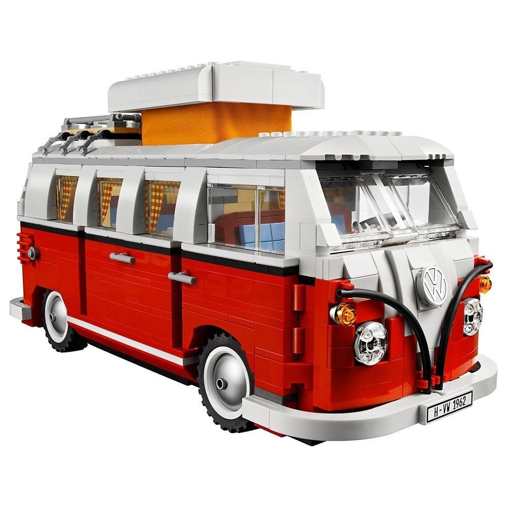 lego creator expert volkswagen t1 camper van 10220 r em mercado livre. Black Bedroom Furniture Sets. Home Design Ideas