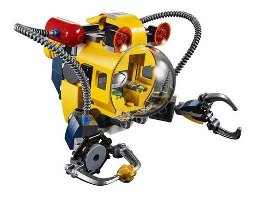 lego ® creator - robot submarino