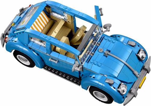 lego creator volkswagen beetle  original pta entrega   em mercado livre