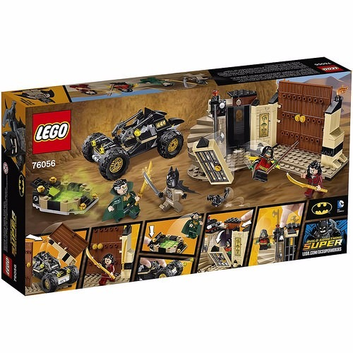 Lego Dc 76056 Batman: Resgate De Ras Al Ghul - R$ 179,99 ...
