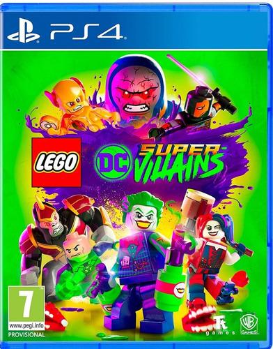 lego dc super villanos ps4