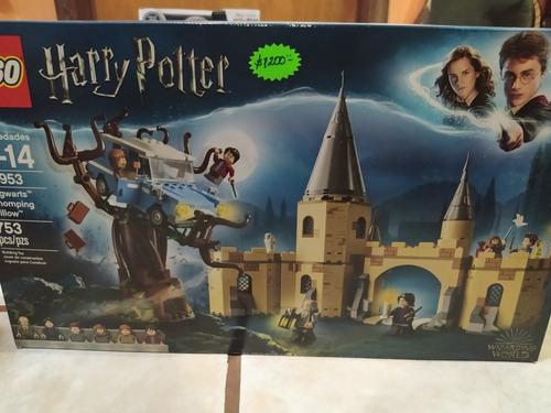 lego de harry potter hogwarts whomping williw