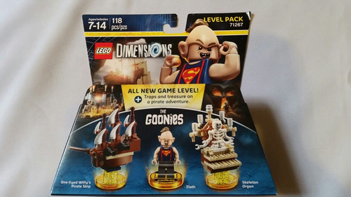 lego dimensions level pack the goonies