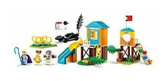 lego | disney pixar's toy story buzz & bo peep's playground