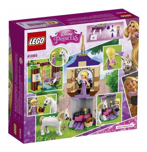 lego disney princess 41065 día especial de rapunzel 145 pzs
