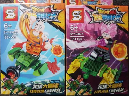 lego dragón ball legos figuras armables dragon ball 3unid