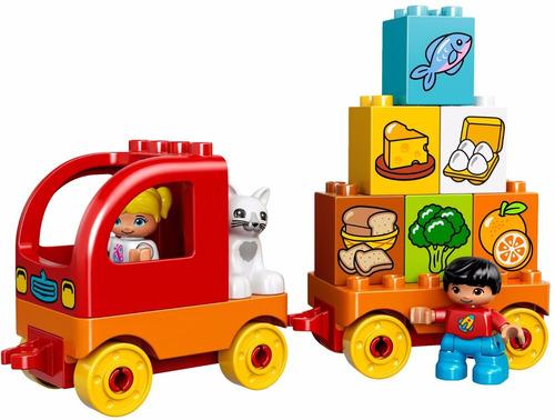 lego duplo 10818 mi primer camion - mundo manias