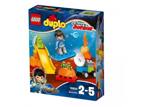 lego duplo 10824 aventuras en el espacio de miles