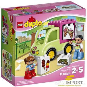 5 Helados Pzs 10586 Duplo 11 2 Camion De Años Lego Niños El EDWH29IY