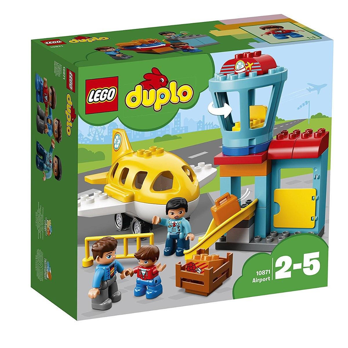 Aeroporto Lego : Lego duplo aeroporto lego r em mercado livre