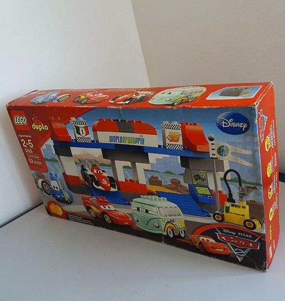 Lego Duplo Cars 2 Da Disney 5829 R 37900 Em Mercado Livre