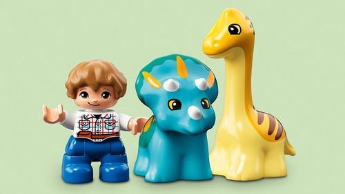 Triceratops Jurassic World Park Juguete Bloques Dinosaurio Lego Nuevo