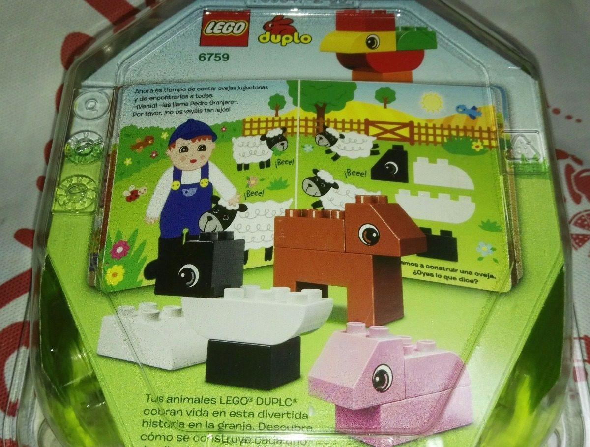 Lego Duplo Diversión En La Granja 15 Piezas 1 Libro 180000