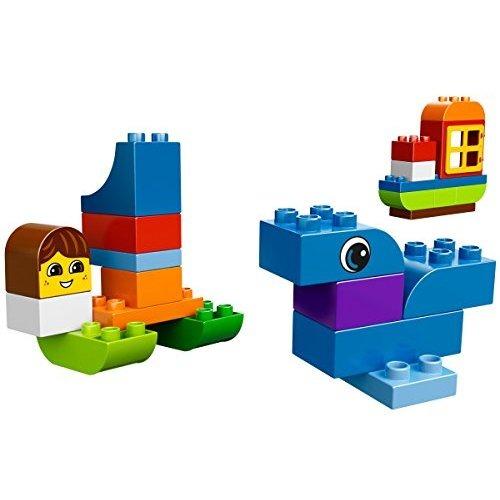 Lego duplo gigante torre xxl 200 piezas 10557 3 - Piezas lego gigantes ...