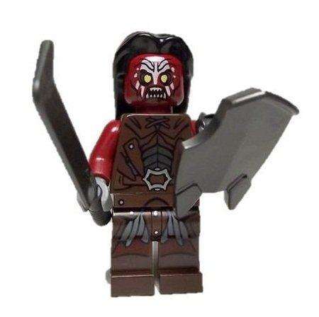 Lego El Senor De Los Anillos Uruk Hai Minifigure
