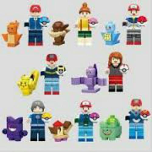 lego figura pokemon