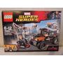 Lego 76050 Super Heroes Marvel Civil War 2016 . Perulego