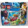 Lego Chima 70113 Starter . Aventura Chima Originales