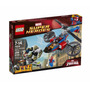 Lego Super Heroes 76016 Spider Helicopter Rescue 299 Piezas