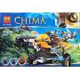 Chima, Camion Lion Laval, Marca Bela, 422 Pcs