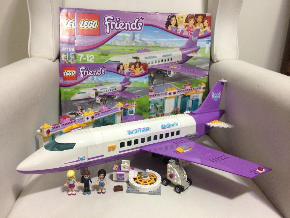 Lego Friends Heartlake Airport 41109 Daftar Update Harga Terbaru