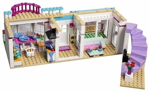 lego friends 41314 casa de stephanie