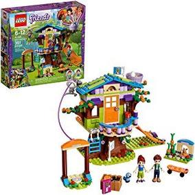 Friends La De Casa Árbol Del MiaJuego 41335 Juguet Lego jLR43q5A