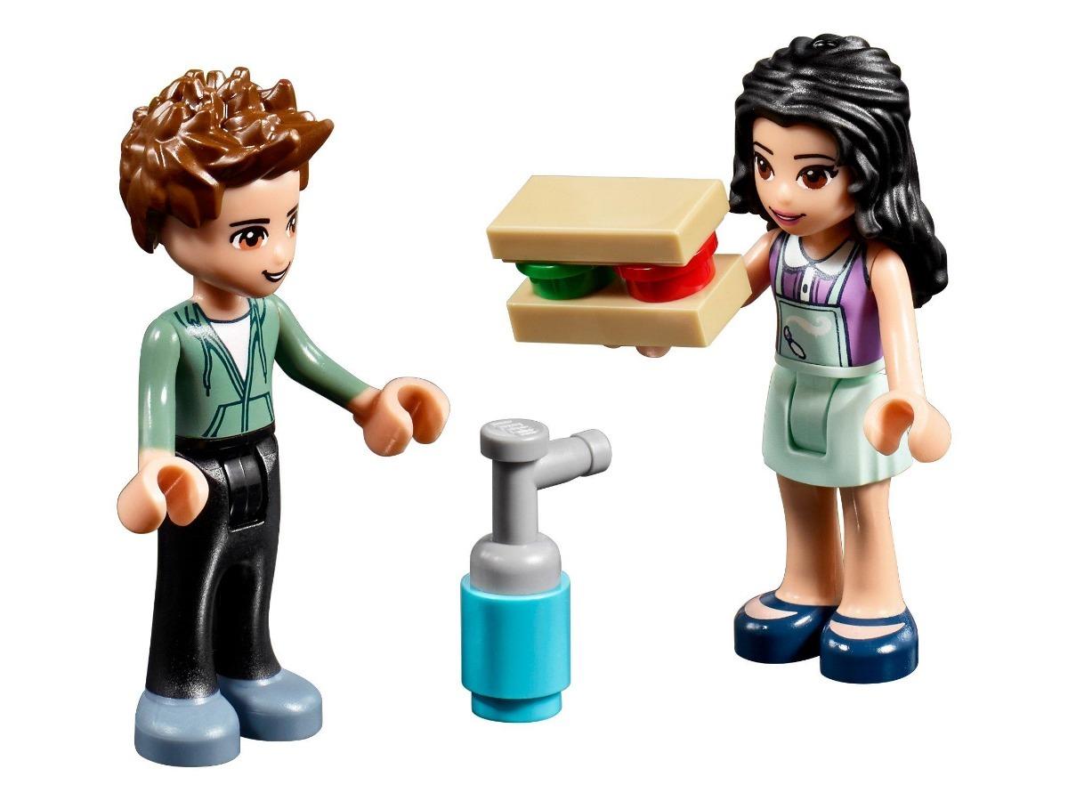 Lego Friends 41336-Emmas artistas café