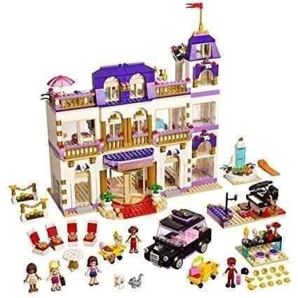 lego friends el gran hotel de heartlake 41101