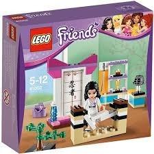 lego friends karate da emma 41002