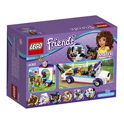 lego friends puppy parade 41301 juguete popular para niños
